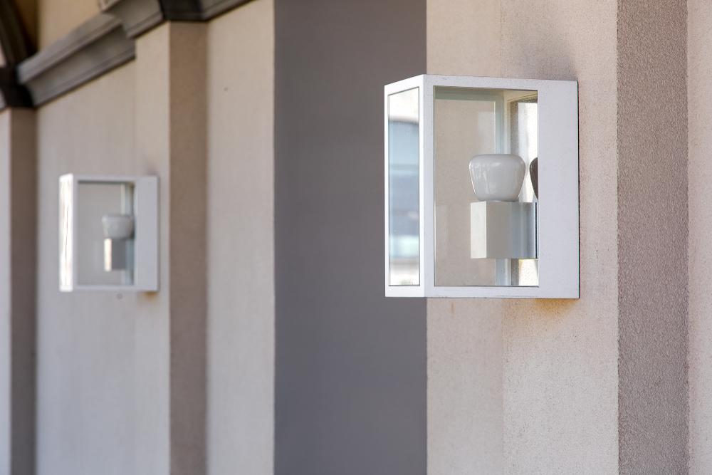 sensor tuinlamp