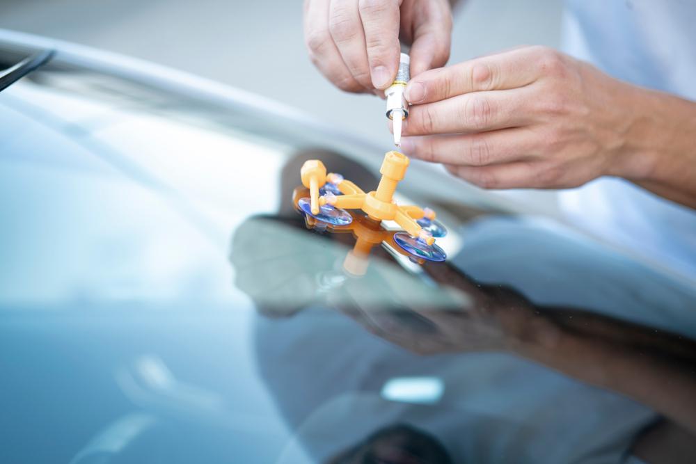 Autoruitschade herstellen