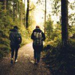 Afvallen door wandelen steeds populairder